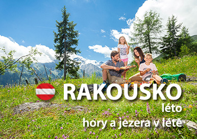 Rakousko léto