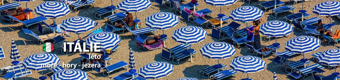Itálie léto