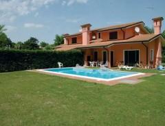 Albarella - Vilky s bazénem ALBARELLA
