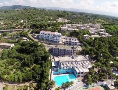 Rodi Garganico - Hotel rezidence BAIA SANTA BARBARA ***