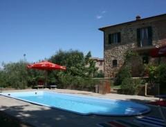 Itálie - Lucignano - CASA FELICE