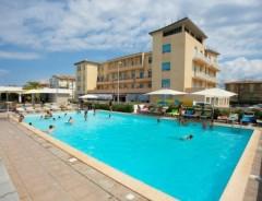 Cecina Mare - Hotel rezidence CLUB STELLA MARINA ***