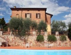 Itálie - Lucignano - IL PARCO