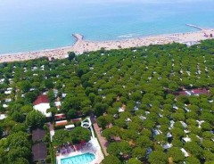 Itálie - Cavallino - ITALY CAMPING VILLAGE