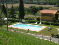 Volterra - Apartmány PODERE BELLOSGUARDO