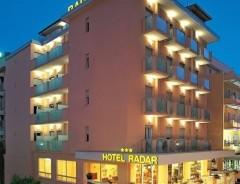 Rimini - Marina Centro - Hotel RADAR ***