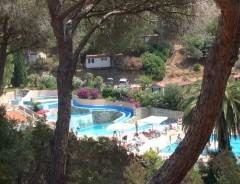 Portoferraio - Ottone - Camping village ROSSELBA LE PALME ***