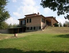 Itálie - Lucignano - VERDE