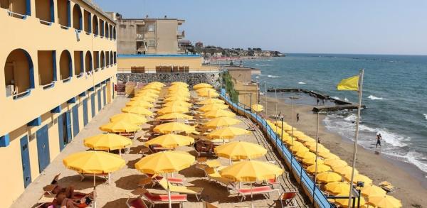 Hotel Dei Cesari Dovolen 225 Anzio Lazio It 225 Lie 2019